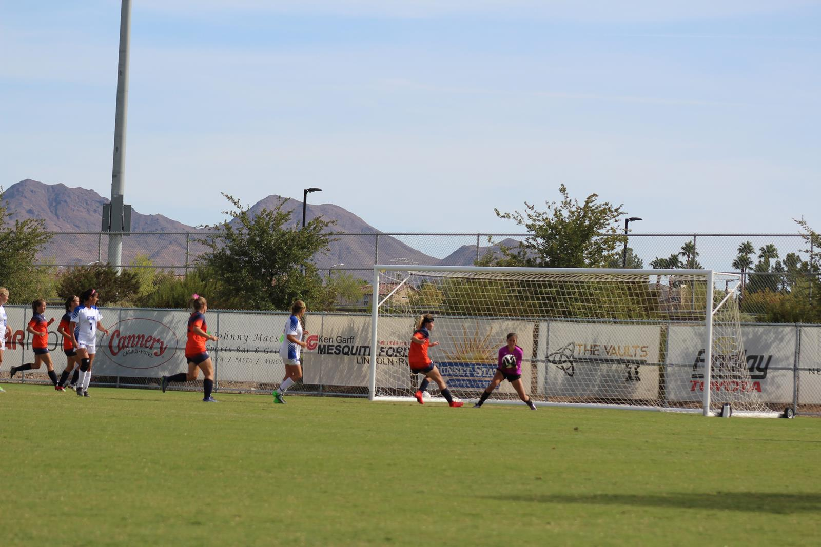 12e9514dbd2 Lady Coyote Soccer Weekend Recap Versus  20 Snow College - Southern ...
